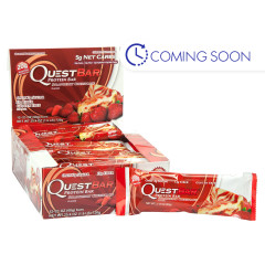 QUEST STRAWBERRY CHEESECAKE PROTEIN BAR 2.1 OZ