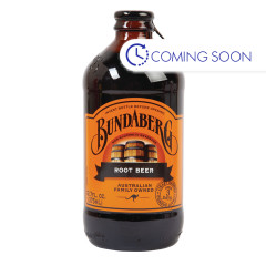 BUNDABERG ROOT BEER SODA 4 PACK 12.7 OZ BOTTLE