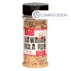 SPICE LAB HAWAIIAN HULA RUB 6 OZ JAR