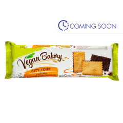 COPPENRATH VEGAN BAKERY DARK CHOCOLATE CARAMEL COOKIE 7 OZ