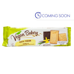 COPPENRATH VEGAN BAKERY VAN DARK CHOCOLATE 7 OZ COOKIE