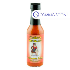 KATHY'S CAYENNE SALLY HOT SAUCE 5 OZ BOTTLE