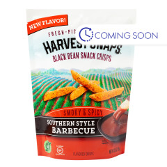 CALBEE BBQ SOUTHERN STYLE HARVEST SNAPS 3 OZ POUCH