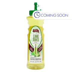 MASTER OF MIXES COCKTAIL ESSENTIAL LIME JUICE 12.7 OZ BOTTLE