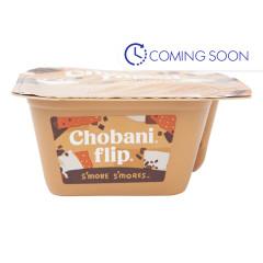 CHOBANI S'MORES FLIP YOGURT 5.3 OZ