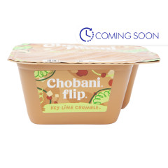 CHOBANI KEYLIME CRUMBLE FLIP YOGURT 5.3 OZ