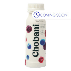 CHOBANI MIXED BERRY DRINK 7 OZ BOTTLE