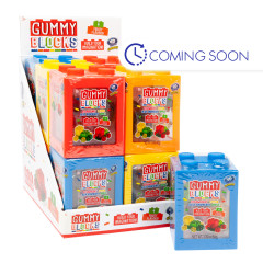 4D GUMMY CUBES 2.82 OZ