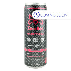 ENERBEE HIBISCUS BERRY TEA 6 CT CAN