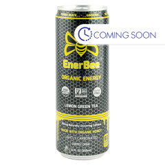 ENERBEE LEMON GREEN TEA 6 CT CAN
