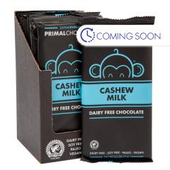 EATING EVOLVED CASHEW MILK 2.5 OZ BAR