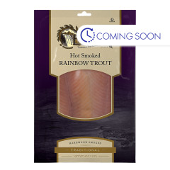 ECHO FALLS HOT SMOKED RAINBOW TROUT 4 OZ