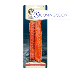 ECHO FALLS SOCKEYE SALMON CANDY 4 OZ