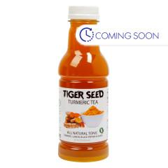 TIGER SEED TURMERIC TEA 16 OZ BOTTLE