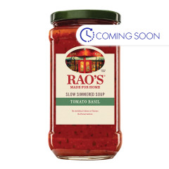 RAO'S TOMATO BASIL SOUP 16 OZ JAR