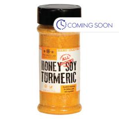 SPICE LAB HONEY SOY TURMERIC 5.6 OZ JAR