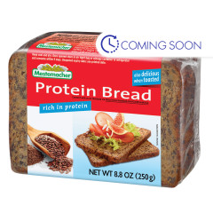 MESTEMACHER PROTEIN BREAD 8.8 OZ
