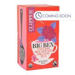 CLIPPER BIG BEN TEA 20 CT BOX
