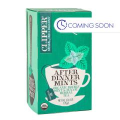 CLIPPER AFTER DINNER MINTS TEA 20 CT BOX