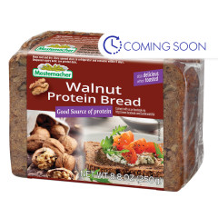 MESTEMACHER WALNUT PROTEIN BREAD 8.8 OZ