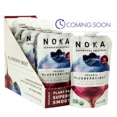 NOKA SUPERFOOD SMOOTHIE ORGANIC BLUEBERRY BEET 4.22 OZ