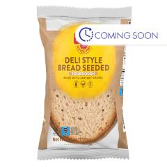 SCHAR DELI STYLE SEEDED BREAD 8.8 OZ