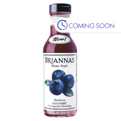 BRIANNA'S - BLUEBERRY BLSMIC VINGRETTE - 12OZ