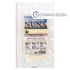ORGANIC NUNA - MUENSTER CHEESE PRE - SLICED - 5OZ