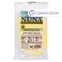 ORGANIC NUNA - PROVOLONE CHEESE PRE - SLICED - 5OZ
