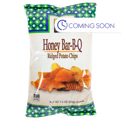 PDC - CHIPS - HONEY BARBECUE - 7.5OZ