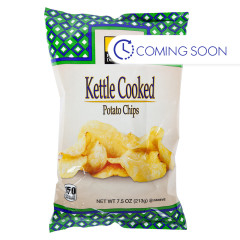 PDC - CHIPS - KETTLE COOKED - 7OZ