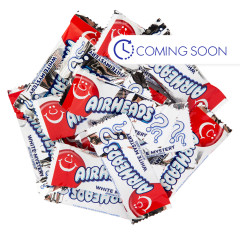 AIRHEADS - MINI - WHITE MYSTERY