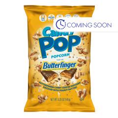 CANDY POP - BUTTERFINGER POPCORN - 5.25OZ