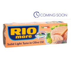 RIO MARE - SOLID LGHT TUNA IN OLIVE OIL(3CT) - 8OZ