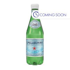 SAN PELLEGRINO - WATER - SPARKLING 16.9OZ
