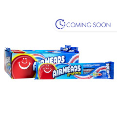 AIRHEADS XTREMES BELTS - BLUEST RASPBERRY - 2OZ