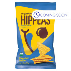 HIPPEAS - ORG - CHKPEA TORTLA CHIP - ROCKN RANCH - 5OZ