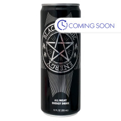 BLACK MAGIC ENERGY DRINK 12 OZ CAN