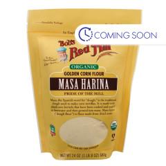 BOB'S RED - GOLDEN MASA HARINA CRN FLOUR - 22OZ