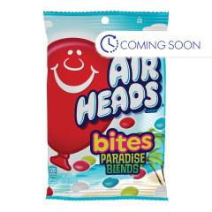 AIRHEADS - BITES - PARADISE BLENDS - PEG - 6OZ