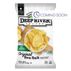 DEEP RIVER - 50% REDUCED FAT - 1.5OZ