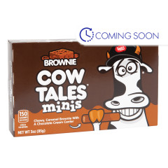 COW TALES - MINI - CHOCOLATE BROWNIE - THEATER