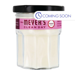 MRS. MEYER'S PEONY SOY CANDLE 4.9 OZ JAR