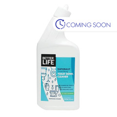 BETTER LIFE TOILET BOWL CLEANER 24 OZ BOTTLE