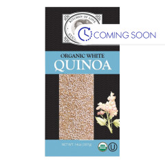 CUCINA & AMORE ORGANIC WHITE QUINOA 14 OZ