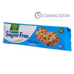 GULLON SUGAR FREE CHOCOLATE CHIP COOKIES 4.4 OZ