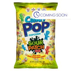 CANDY POP SOUR PATCH KIDS POPCORN 5.25 OZ BAG