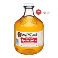 MARTINELLI GOLD MEDAL APPLE JUICE 50.7 OZ BOTTLE