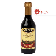 ALESSI BALSAMIC VINEGAR 8.5 OZ BOTTLE