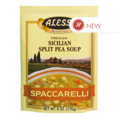 ALESSI SPLIT PEA SOUP 6 OZ